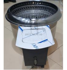 Bếp nướng gas Hàn Quốc hút âm