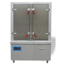Sản xuất Tủ cơm điện cảm ứng công nghiệp 24 khay - 100kg gạo