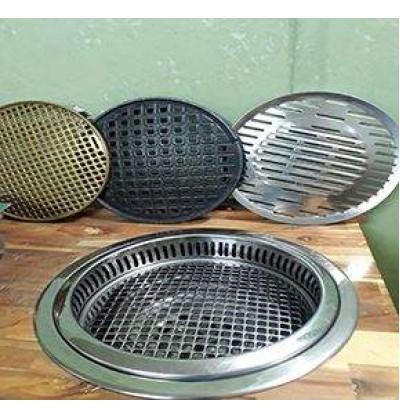 Bếp nướng than hoa không khói hàn quốc TJ12