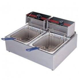 Bếp chiên nhúng đôi điện EF-83