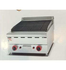 Bếp nướng than đá nhân tạo dùng gas OTE