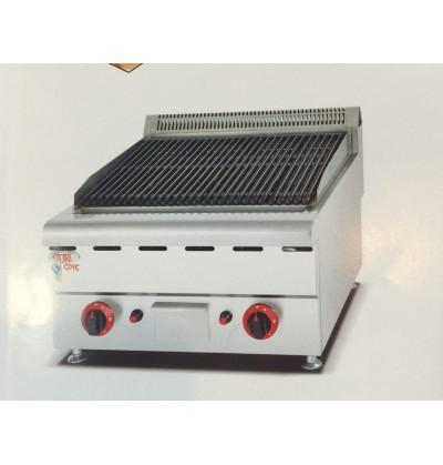 Bếp nướng than đá nhân tạo dùng gas,bếp chiên bề mặt chất lượng cao