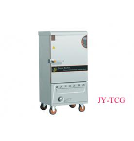 Tủ nấu cơm 12 khay dùng gas JY-TCG-12G