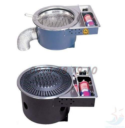 bếp nướng gas mini hàn quốc