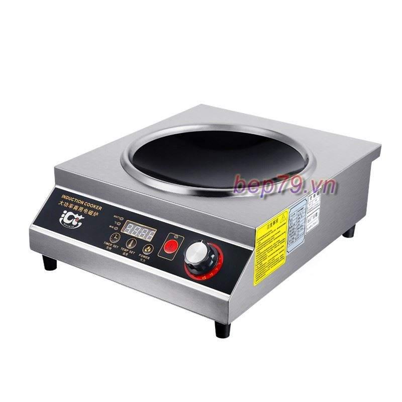 Bếp từ công nghiệp 3600W mặt lõm